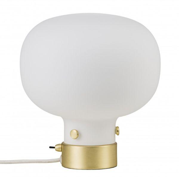 Szklana lampa stołowa Raito - Nordlux  DFTP - złota