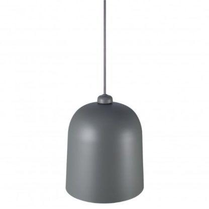 nowoczesna lampa wisząca metalowa