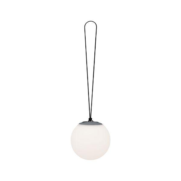 mobilna lampa ogrodowa