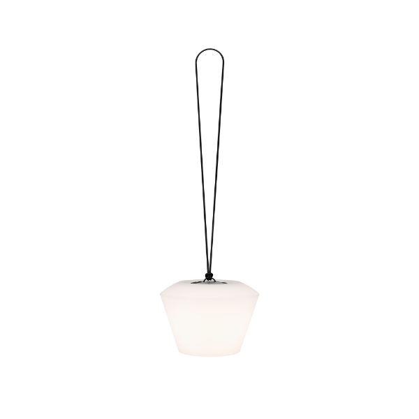 przenośna lampa na taras