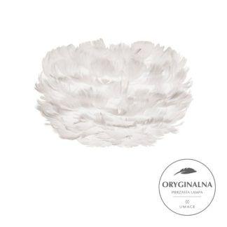 Lampa wisząca Eos Micro - biała - Umage