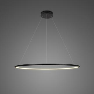 Lampa wisząca Shape - LED, 3000K, czarna