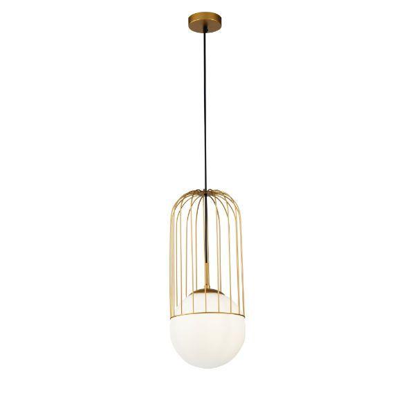 elegancka lampa wisząca do salonu
