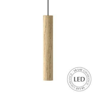 Lampa wisząca drewniana Chimes - Umage, jasny dąb