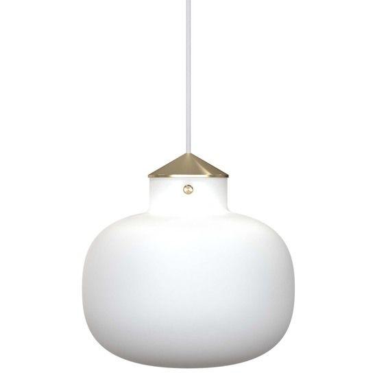 Owalna lampa wisząca Raito - Nordlux DFTP - szklana