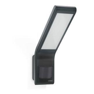 Naświetlacz z czujnikiem XLED slim - LED antracyt