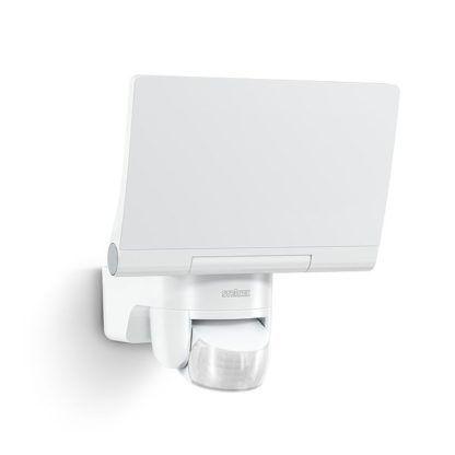 biały naświetlacz z czujnikiem