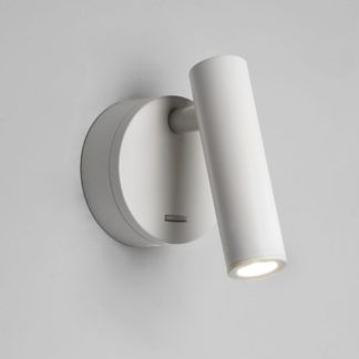 Kinkiet Enna Surface LED - biały