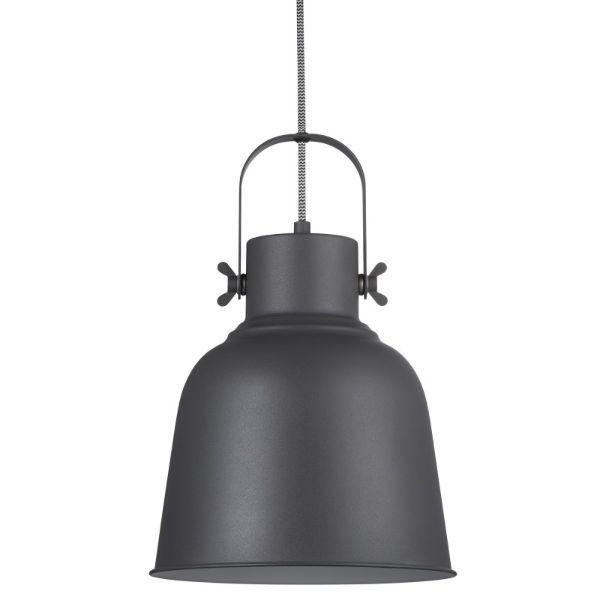 Duża lampa wisząca Adrian - Nordlux - czarna