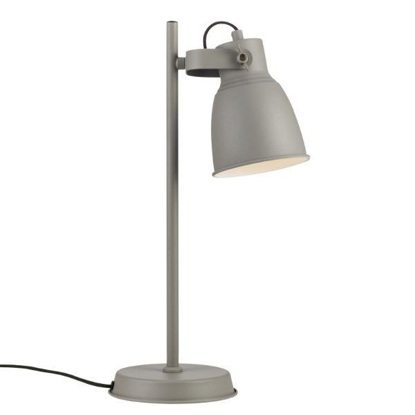 Lampa stołowa Adrian - Nordlux  - szara