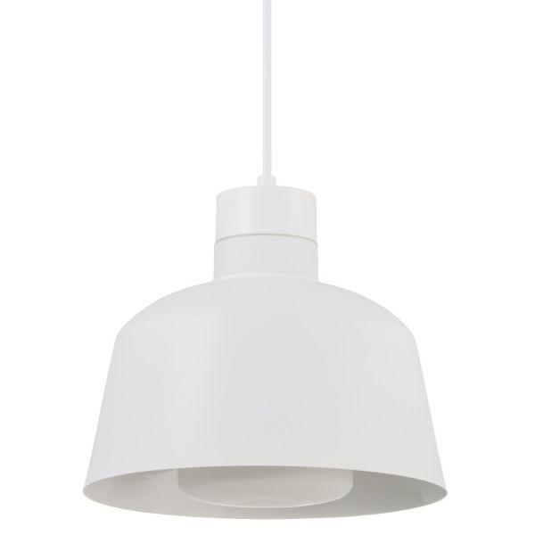 Lampa wisząca Emma - Nordlux - biały klosz