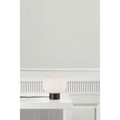 lampa stołowa owalna
