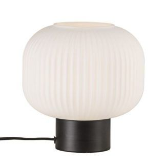Nowoczesna lampa stołowa Milford - Nordlux - szklana