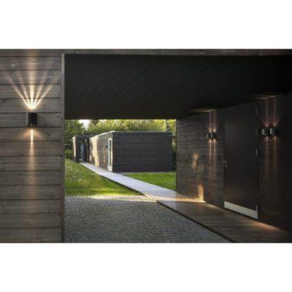 dekoracyjne oświetlenie elewacji