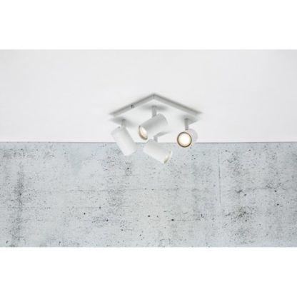 kwardatowa lampa sufitowa reflektorki