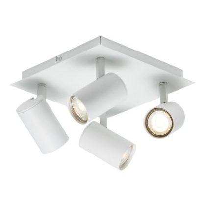 lampa sufitowa 4 reflektory
