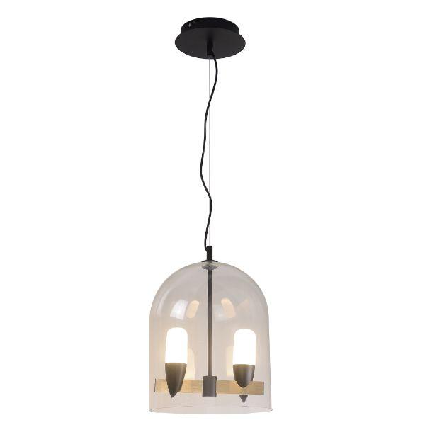 nowoczesna lampa wisząca ptaki