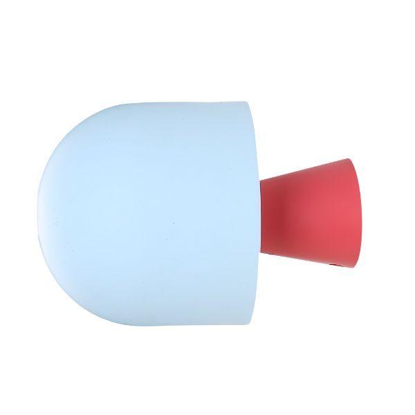 niebiesko-czerwony kinkiet dziecięcy
