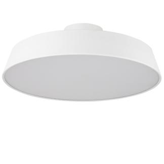 Biała lampa sufitowa Orlando - LED