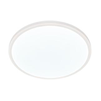 Biały plafon Arctic - LED, okrągły, IP54