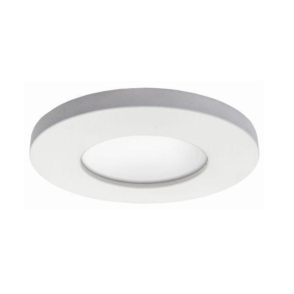 oświetlenie łazienki oczka sufitowe