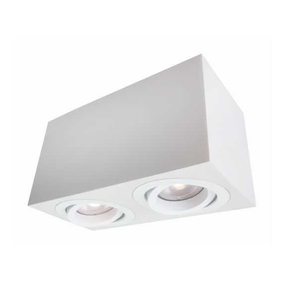 oświetlenie sufitowe nowoczesny korytarz