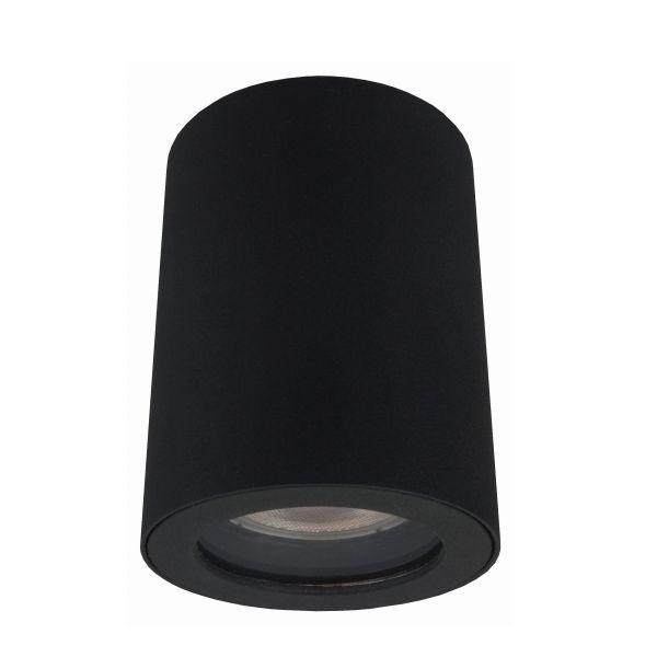 oświetlenie szarej łazienki aranżacja