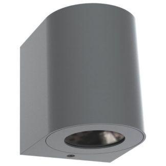 Szary kinkiet Canto - Nordlux - LED, IP44