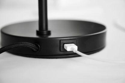 lampa biurkowa z USB