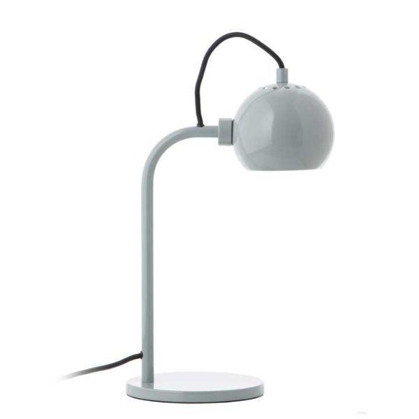 Lampa stołowa Ball Single - miętowy połysk