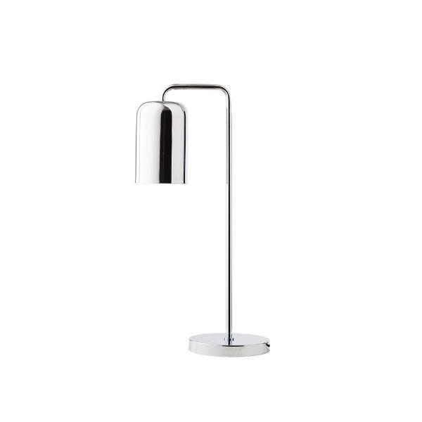 lampa biurkowa chrom nowoczesna