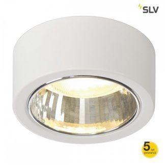 Okrągły spot downlight sufitowy CL 101 GX53 - biały