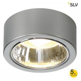 Okrągły spot downlight sufitowy CL 101 GX53 - szary