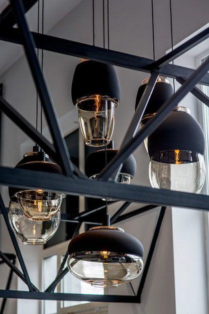 polskie lampy ze szkła