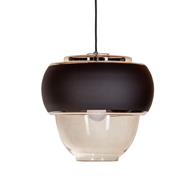 lampy z barwionego szkła