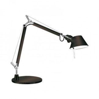 Lampa biurkowa Tolomeo Micro Tavolo - czarna