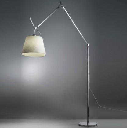 nowoczesna lampa podłogowa