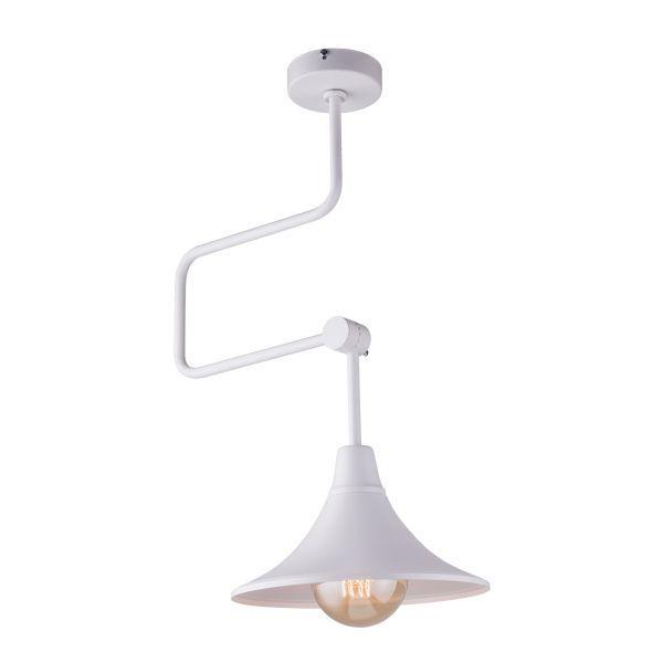 nowoczesna lampa sufitowa regulowana