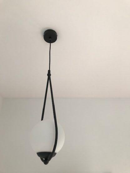 lampa z kloszem kula łezka elipsa