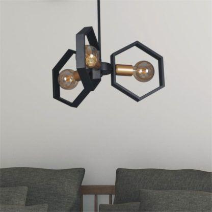 industrialna lampa wisząca