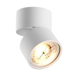 Lampa sufitowa Lomo - okrągła, regulowana