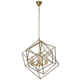 Lampa wisząca Andora - złota
