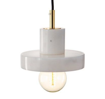 marmurowa lampa wisząca