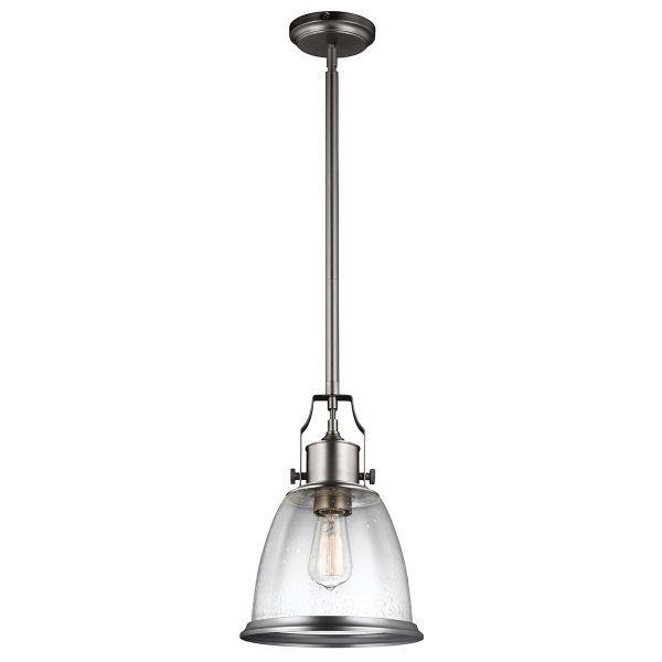 industrialna lampa wisząca szklany klosz