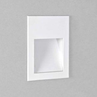 Kinkiet Borgo 90 - LED, IP65, biały