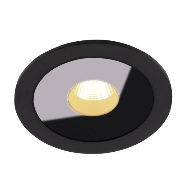 czarne oczko wpuszczane w sufit
