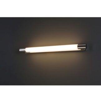 Kinkiet łazienkowy Griona - LED, srebrny, IP44