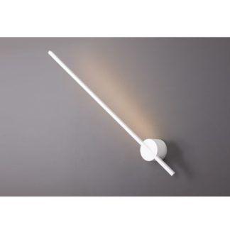 Nowoczesny kinkiet Spider - podłużny, LED