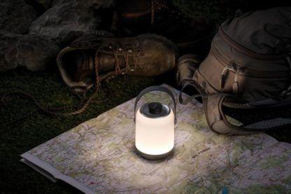 lampa na kamping ładowanie usb