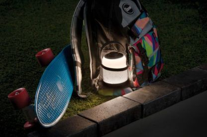 lampa pod namiot ładowanie usb